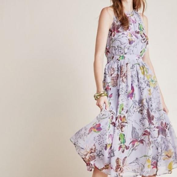 Anthropologie Dresses & Skirts - Anthropologie Hermia Midi Dress